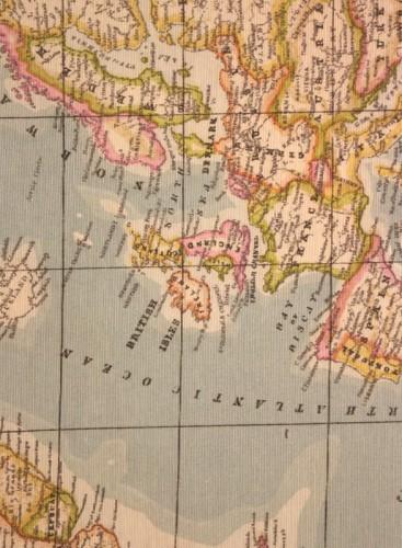 tela mapa mundi