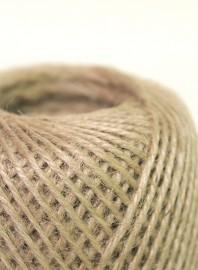 bobina de cuerda natural