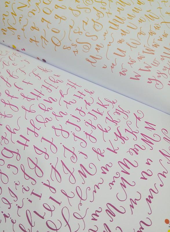 Letras bonitas ideas en polvo - Literas bonitas ...