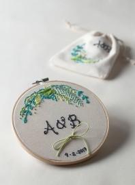 Kit greenery personalizado