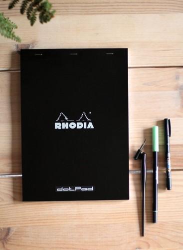 Cuaderno para caligrafía Rhodia