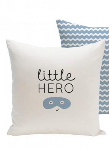 Funda de cojín Little Hero