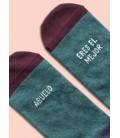 Calcetines Abuelo eres el mejor