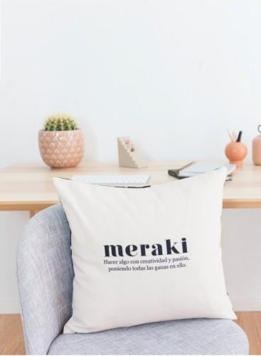 Funda de cojín Meraki