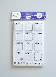 Sellos Stampo XL Planner
