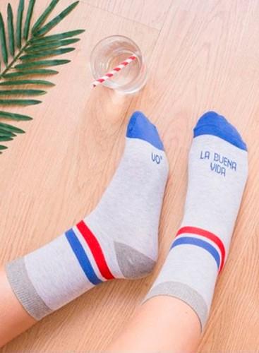 Calcetines practica la buena vida