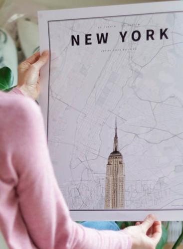 Lámina New York