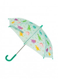 Paraguas infantil dinosaurios