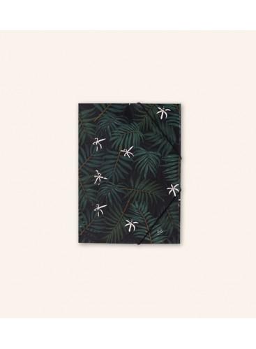 """Carpeta de gomas """"Jungle"""" UO"""