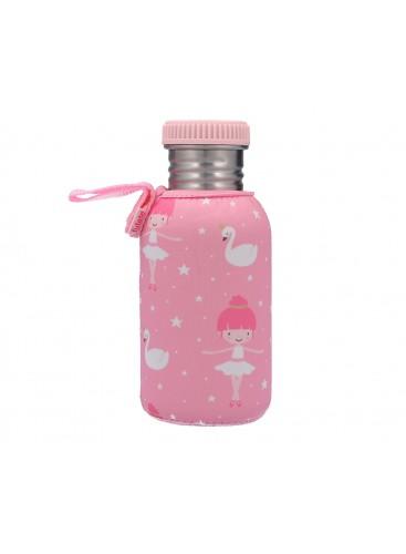 Botella de Acero Bailarina