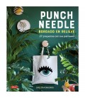 Libro Punch Needle Bordado en Relieve