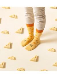 """Calcetines """"Estás como un queso"""""""