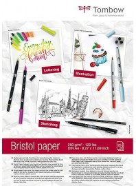 Bristol paper DIN A4 Tombow