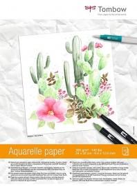 Aquarele paper 24x32 Tombow