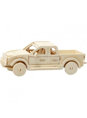 Kit Construcción 3D Camioneta