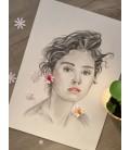 29 de mayo Taller de Retrato Creativo con Flores 3D
