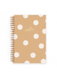 Cuaderno Charuca Latte Azul A4
