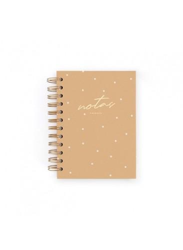 Cuaderno Charuca Latte Mini