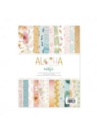 """Papeles 6""""x8"""" Aloha"""