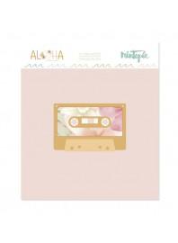 Troquel Cinta de cassette Aloha