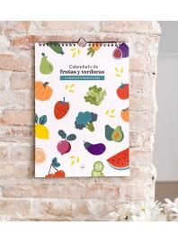 Calendario de Frutas y Verduras UO*