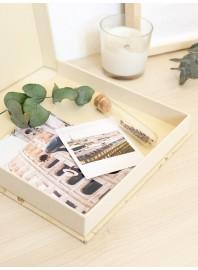 20 de Noviembre Taller de Encuadernación: Caja de recuerdos