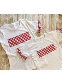 Camiseta Vichy FreneSsí